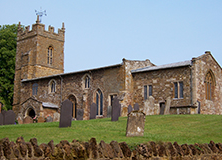 St Denys' Cold Ashby