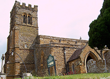 St. Denys' Church Ravensthorpe
